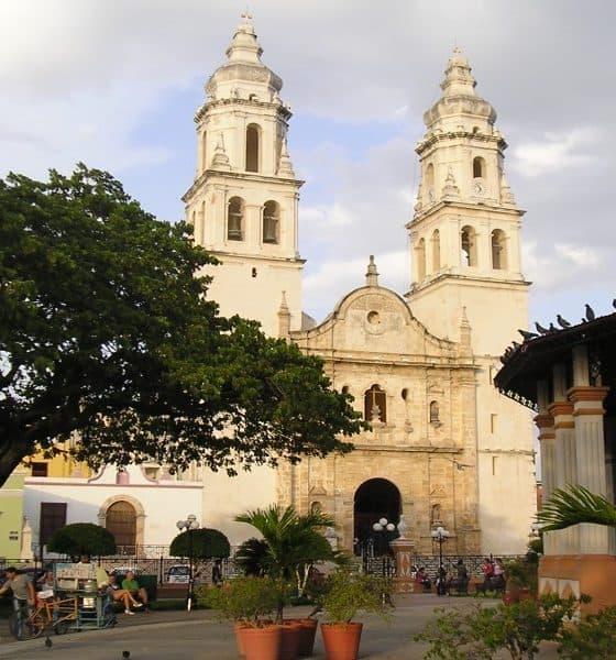 Campeche Ciudad Patrimonio Foto iBimbi