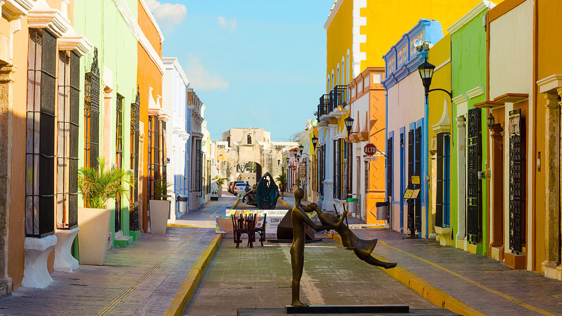Campeche Ciudad Patrimonio. Foto: Discover Travel News