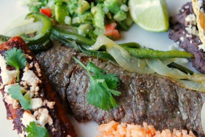 Carne a la tampiqueña Foto: Mamá latina tips