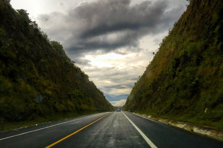 Carretera México-Puebla Foto: Leandro Taub, ¿Cómo llegar a Puebla?