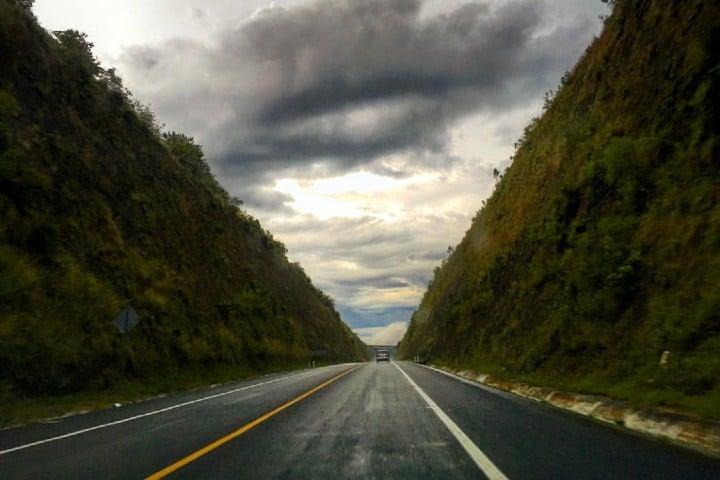 Carretera México-Puebla Foto: Leandro Taub