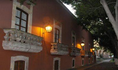 Casa en Morelia de la leyenda Foto: México Desconocido