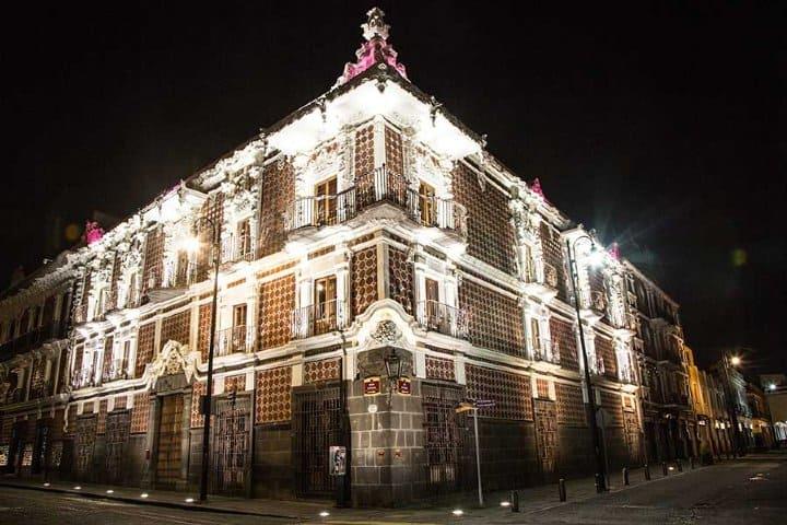 Visita la Casa de Alfeñique Foto Puebleando Ando