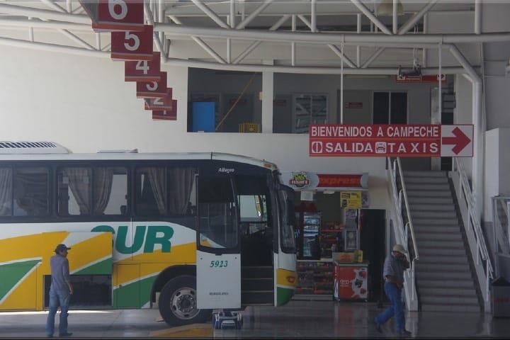 Central de Autobuses de Campeche Foto Flickr