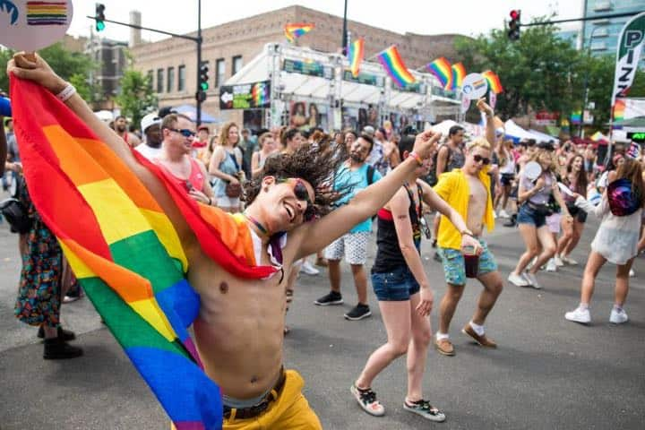 Chicago Pride Fest 2018 Foto Chicago Tribune