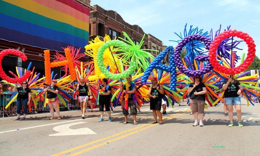 Chicago Pride Fest Foto UrbanMatter