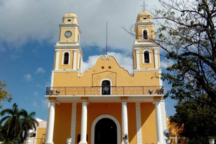 Ciudad del Carmen centro - Foto Luis Juárez J