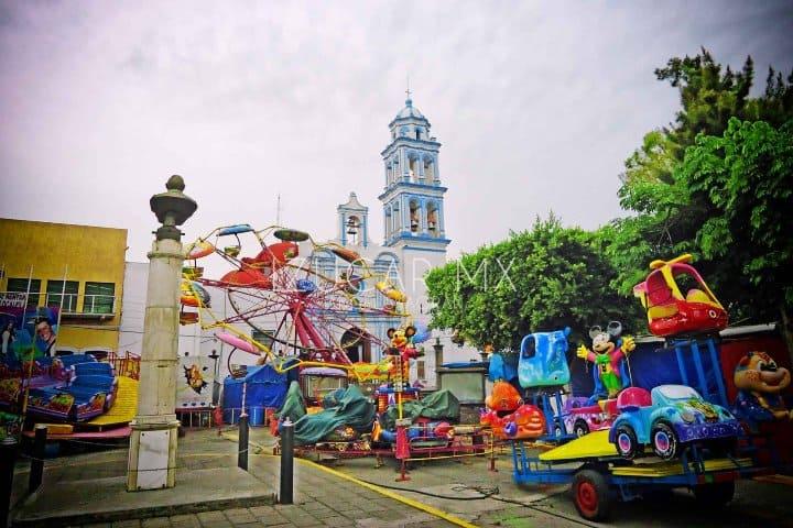 Corpus Christi forma parte de las fiestas y ferias de Puebla Foto: Izucar