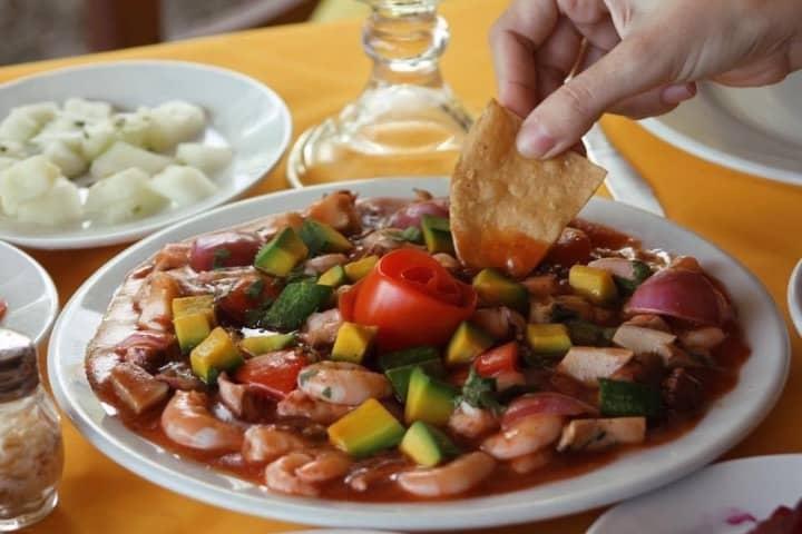 ¿Dónde comer en Campeche? En la Palapa del Tío Fito Foto: La Palapa del Tío Fito | Facebook