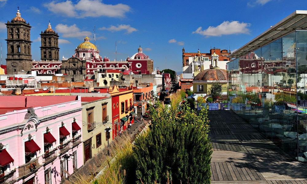 Dónde comer en Puebla Foto Vía México