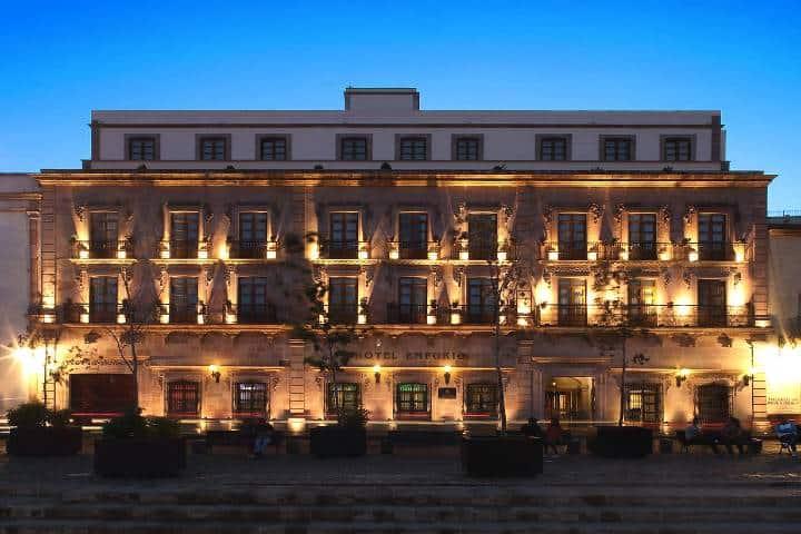 Este hotel es una excelente opción de alojamiento Foto: Archivo