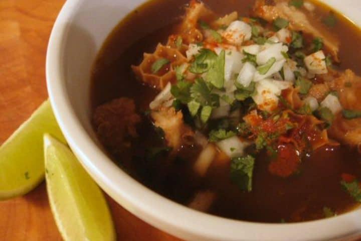 Delicioso Menudo de Atotonilco el Alto, Jalisco Foto: Flickr Krista