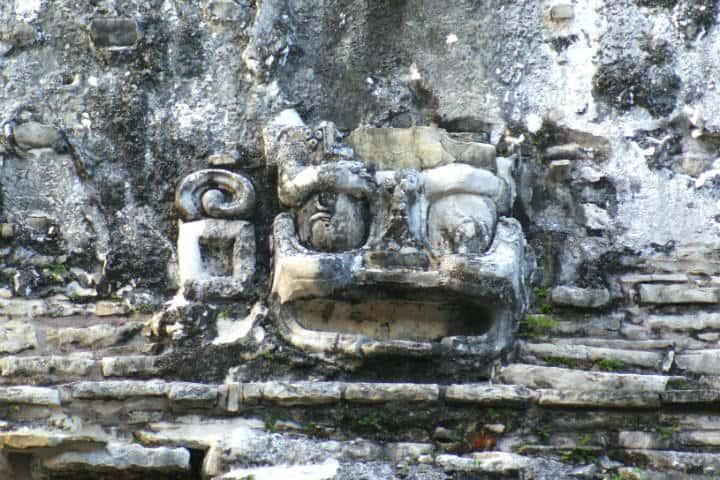 Detalles mayas - Foto Luis juárez J