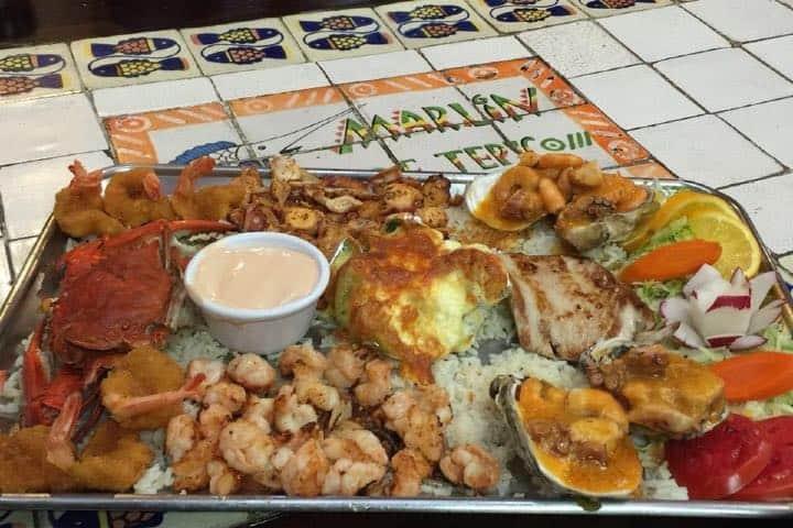 Disfruta de los mariscos en uno de estos lugares para comer en Nayarit Foto: Marlín de Tepic | Facebook
