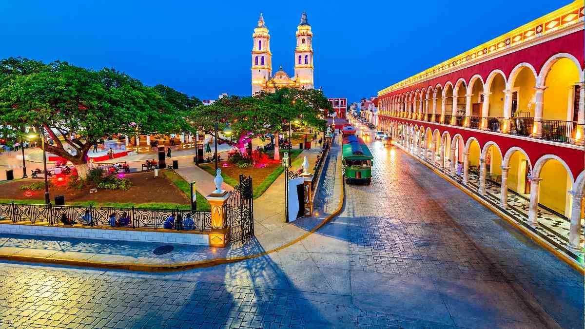 Dónde hospedarse en Campeche- Hoteles en Campeche