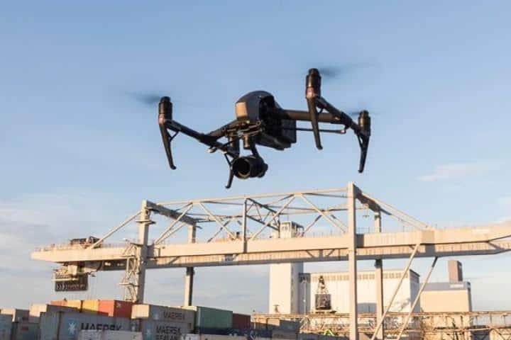 Si deseas volar un dron sin problema alguno debes conocer los requisitos Foto: Archivo