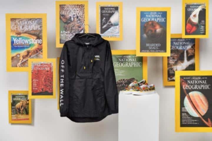 Te va a encantar la colaboración de National Geographic con Vans Foto: Archivo