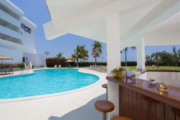 El descanso y lujo son dos características que se unen en este hotel Foto hoteles.com