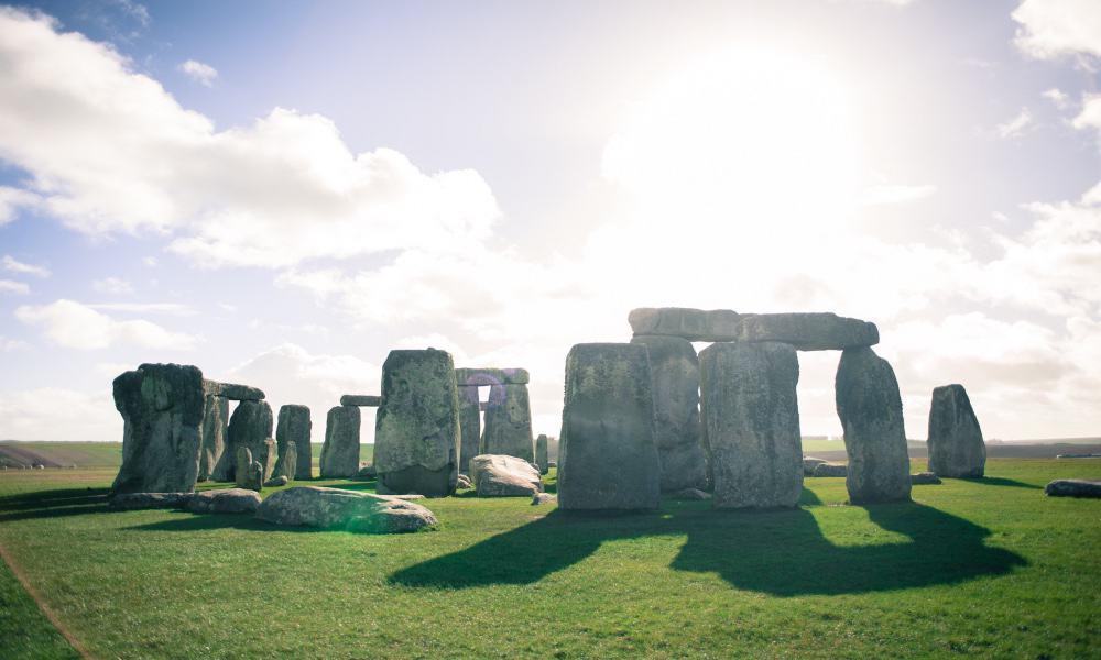El solsticio de verano de Stonehenge Foto Yifan Yang