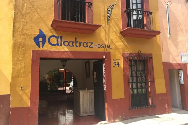 Este hostal es una opción donde hospedarse en San Miguel de Allende Foto Booking
