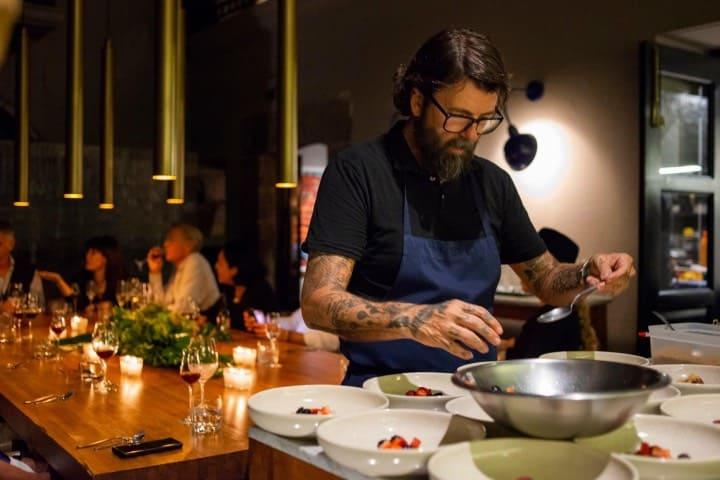 Este lugar es una experiencia gastronómica única Foto Áperi | Facebook
