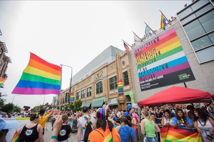 Este mes del orgullo en Chicago se lleva a cabo de manera virtual Foto Archivo
