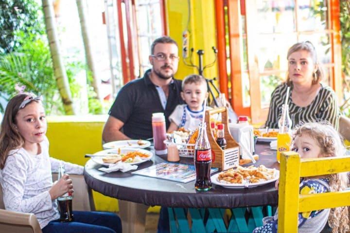 Este restaurante es familiar e ideal para una rica comida Foto El Diamante | Facebook