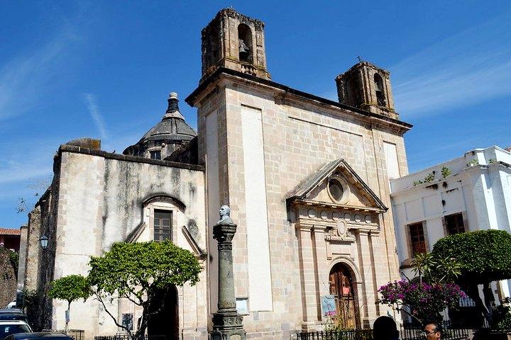 Ex-Convento De San Bernardino. Foto Israel Ruiz.