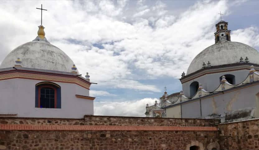 Ex Convento de Santo Domingo – Foto Luis Juárez J