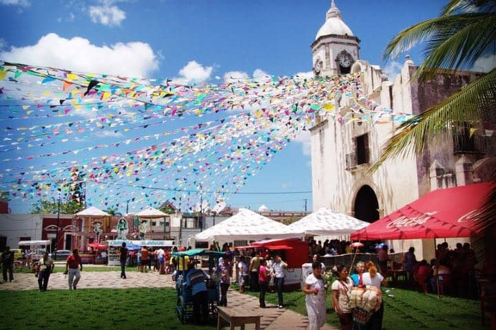 Feria de San Román Foto: Campeche HOY
