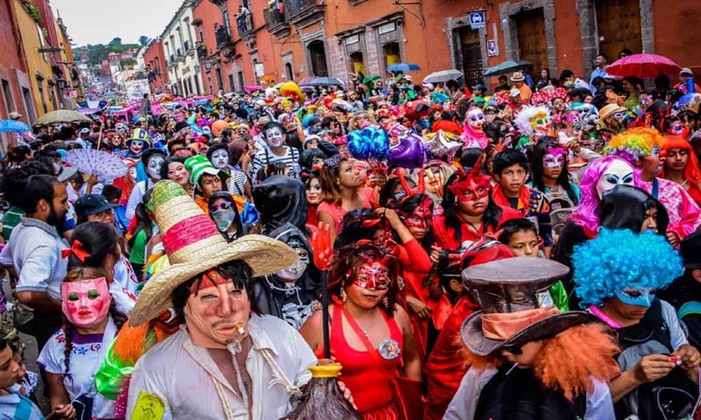 Festival de los locos Foto Donde Air