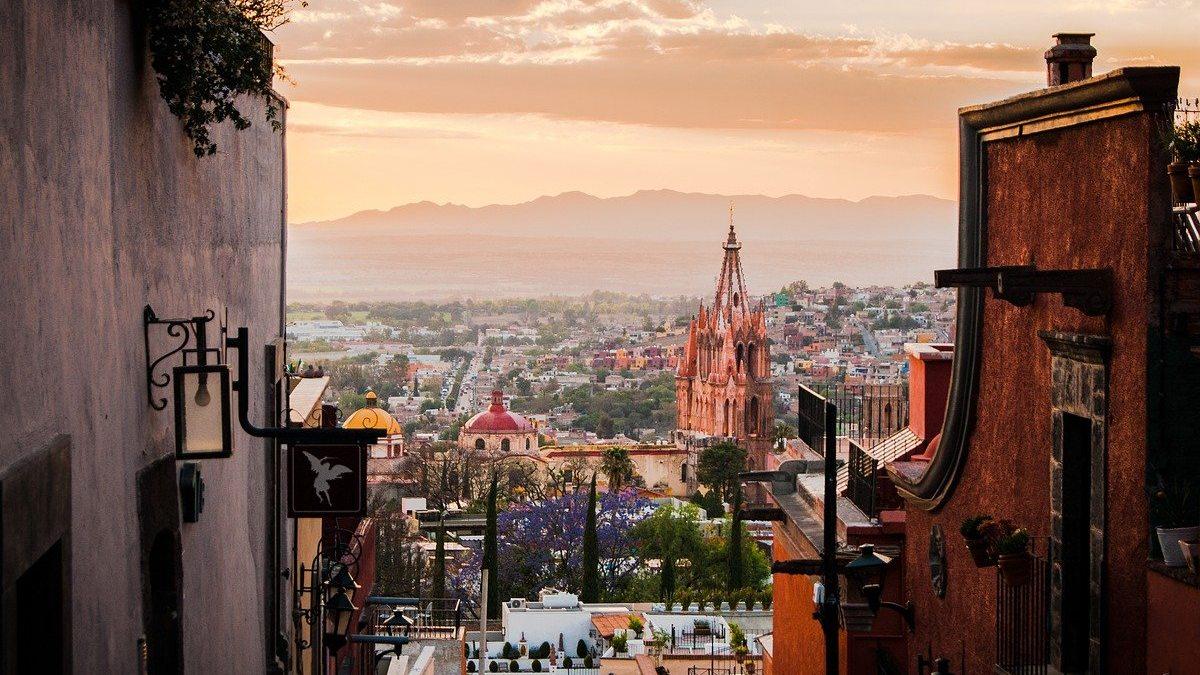 Fiestas de San Miguel de Allende PORTADA