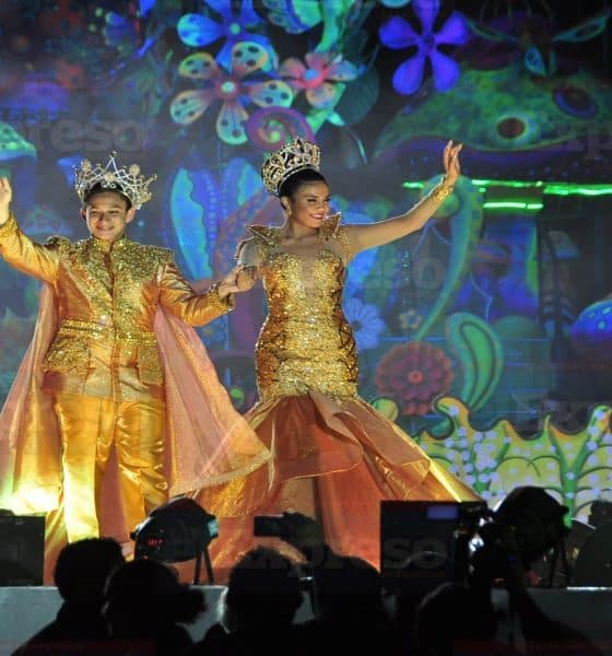 Fiestas y ferias de Campeche; Carnaval de Campeche Foto Campeche HOY