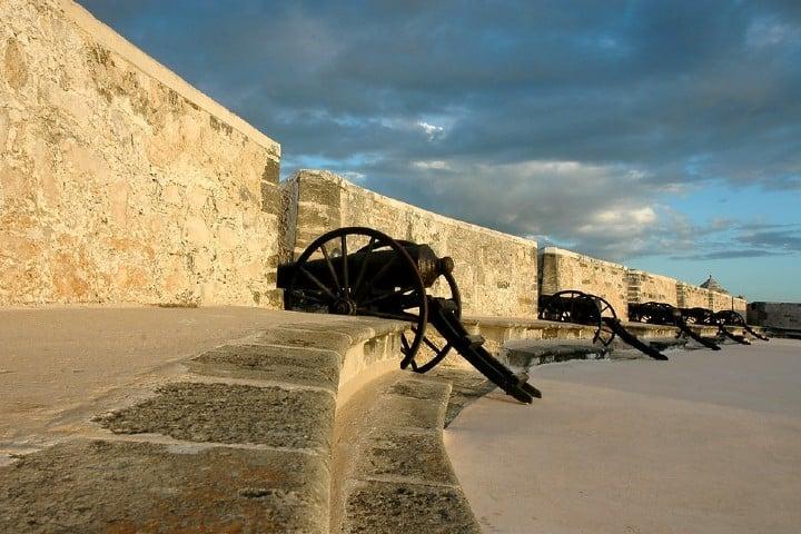 Fuerte de San Miguel Foto: Flickr.com