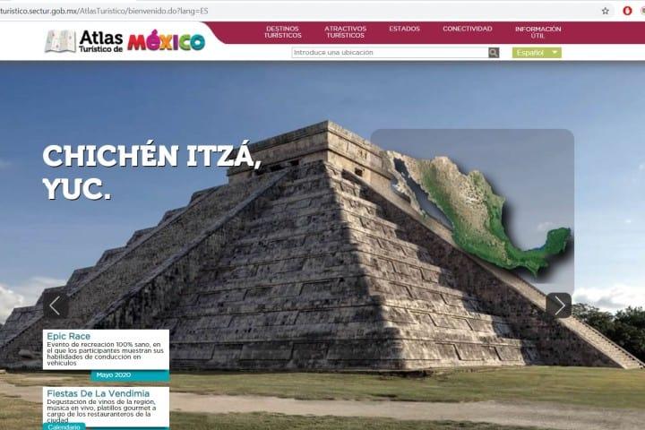 El sitio te ayudará a hacer una guía de viaje Foto: Pagina Web