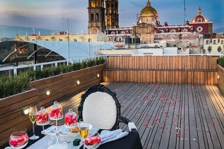 ¿Ya saben dónde hospedarse en Puebla? Este lugar te va a encantar Foto: Quinta Esencia Hotel Boutique