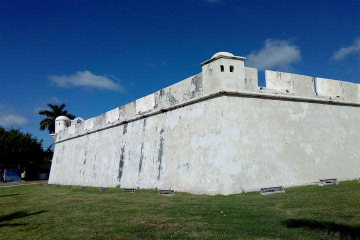 Fuerte de Campeche - Foto Luis Juárez J