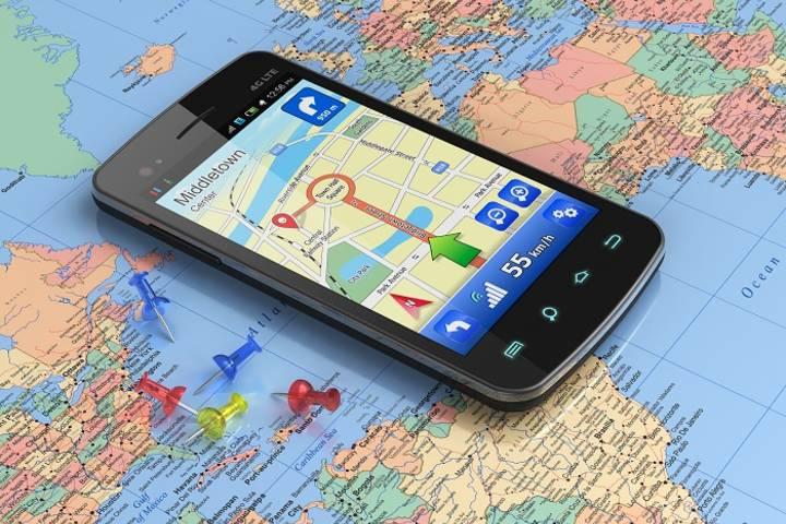 Las app han ayudado a muchos en sus viajes Foto: WordPress.com