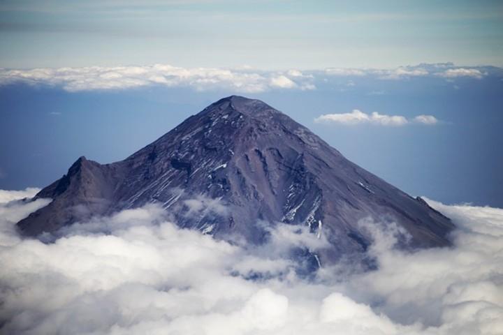 Guía que hacer en Puebla, Volcán Popocatépetl Foto Fernando50