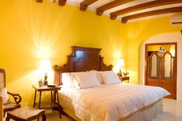 Habitación del hotel Foto Hotel Boutique Casa Don Gustavo | Facebook
