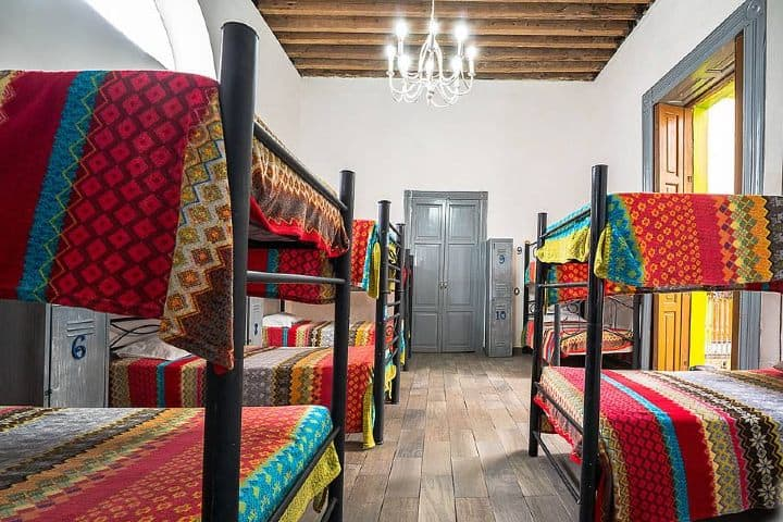 ¿Dónde hospedarse en Puebla? Conoce el Hostal Santo Domingo Foto: Archivo