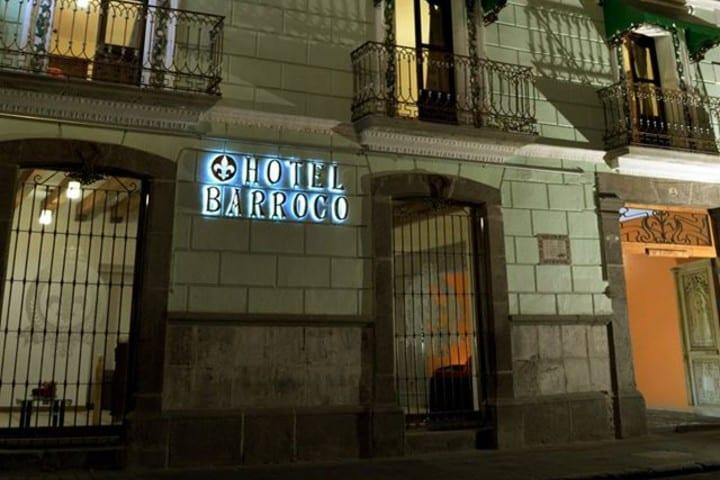 Hotel Barroco un hotel céntrico Foto: Hotel Barroco