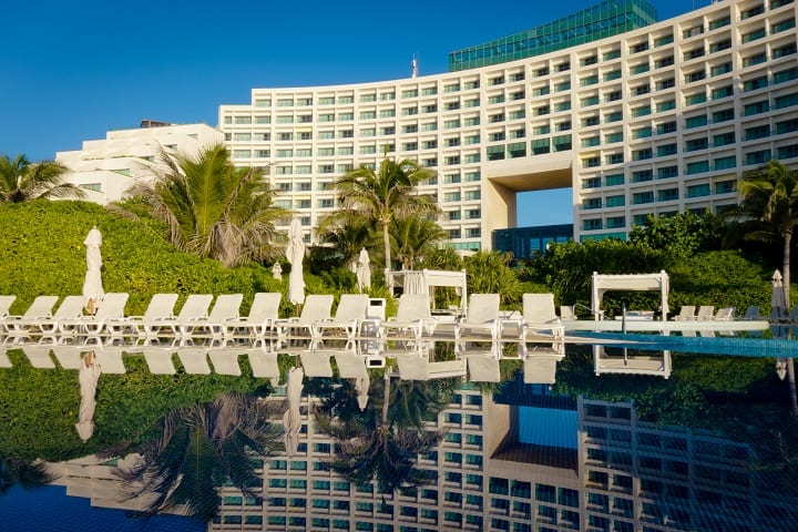 """Hotel Live Aqua Nacional forma parte de la campaña """"Vuelve a viajar"""" de Posadas Foto: Nan Palmero"""