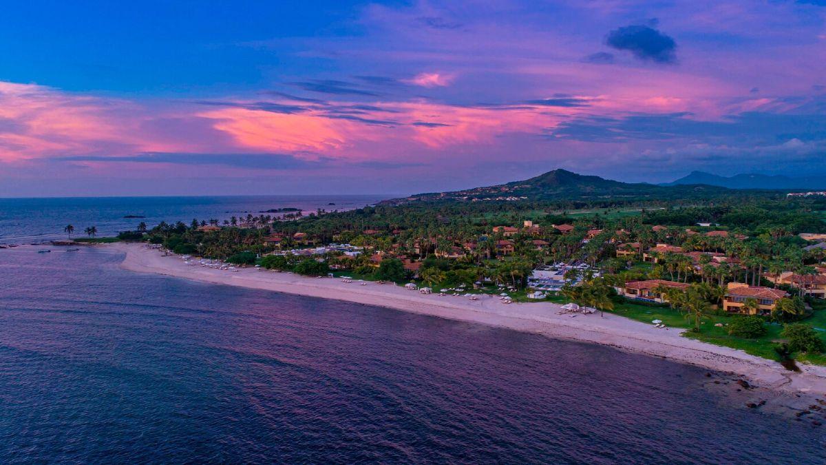 Hoteles de lujo Riviera Nayarit. Foto St regis. portada