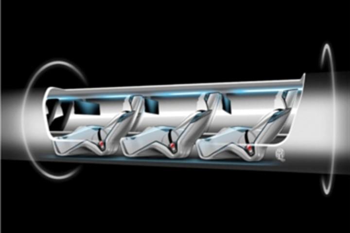 Hyperloop viajar en capsula. Foto Dinero Semana