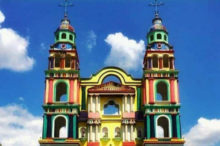 Iglesia del señor de Tila - Foto Archivo