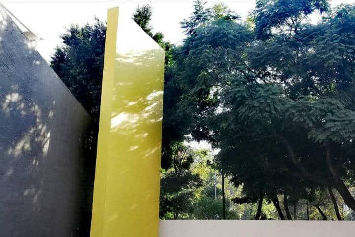 Instalaciones de arte experimental - Foto Luis Juárez J