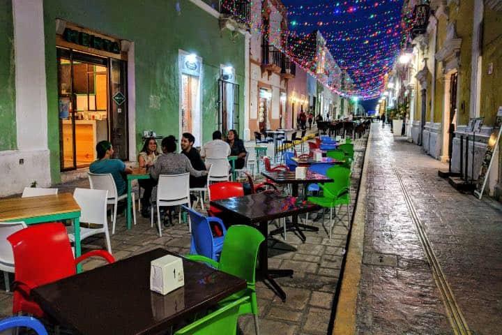 La Calle 59 de Campeche es un lugar que debes visitar sí o sí Foto Second-Half Travels
