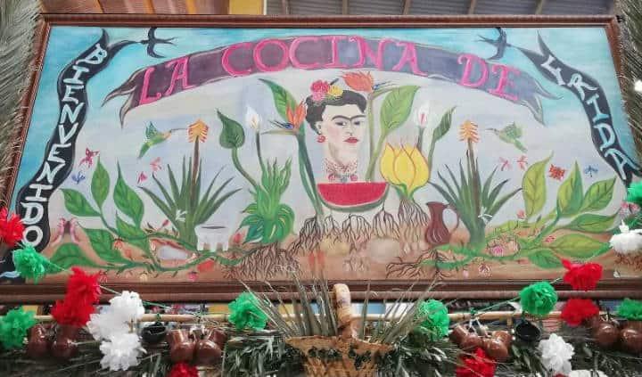 La Cocina de Frida Kahlo está viva - Foto de Luis Juárez J