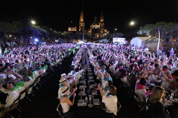 La cata de tequila más grande del mundo es uno de los Récords Guinness de Guadalajara Foto NTR Noticias